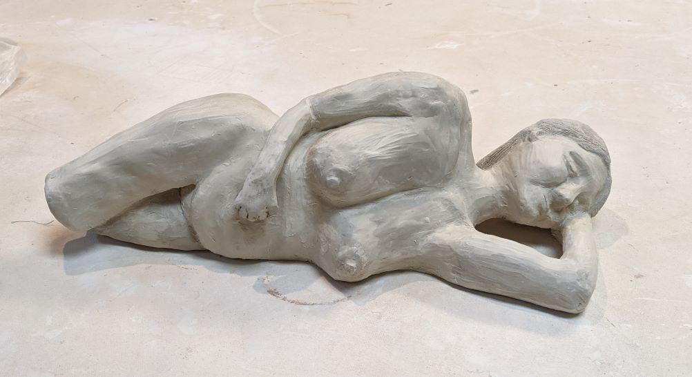 clay adult sculpture class